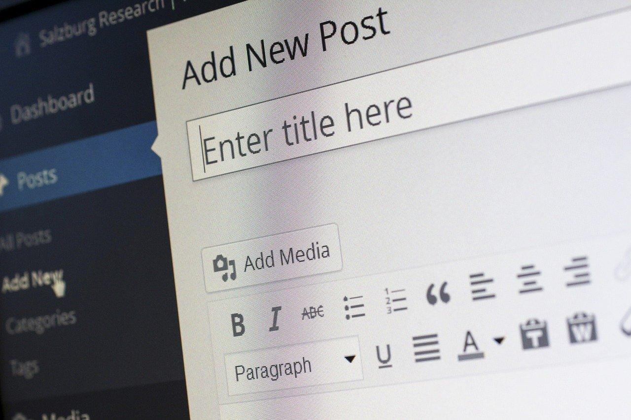 Kako Napraviti WordPress Sajt